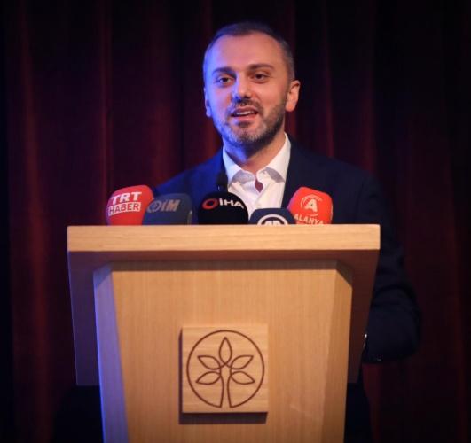 Bakan Çavuşoğlu'nun Alanya Ziyaretinden