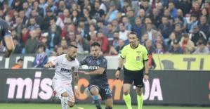 Alanyaspor Trabzonspor Mücadelesinden