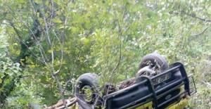 Alanya Sapadere Kazası