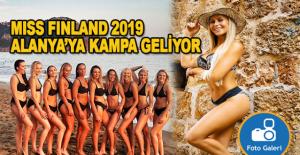 Miss Finland 2019 Güzellik Yarışması Alanya