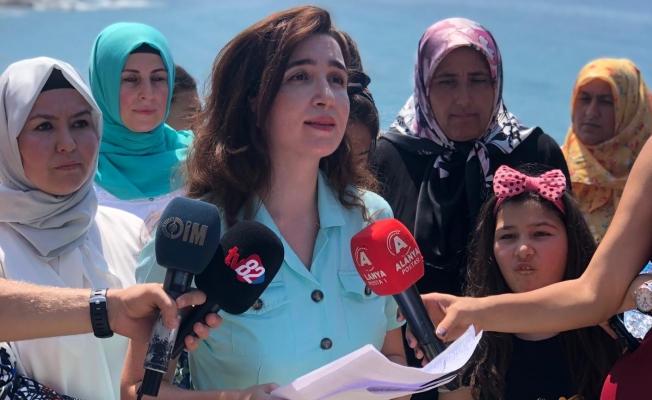 Ak Parti'den Kadınlar Plajı tepkisi!