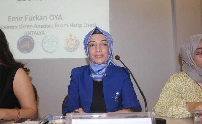 Akdeniz Üniversitesi'nde Fuat Sezgin İslam ve Bilim Ulusal Lise Öğrencileri Sempozyumu