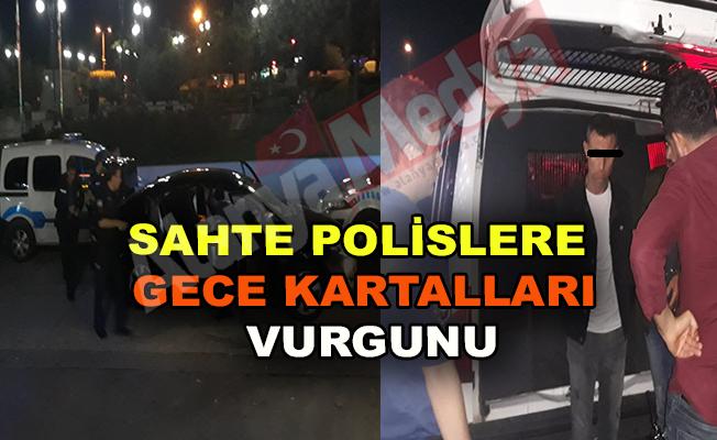 Alanya'da Sahte Polisler Yakalandı