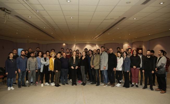 Antalya Şehir Tiyatrosu İstibdat Kumpanyası ile perdelerini açacak