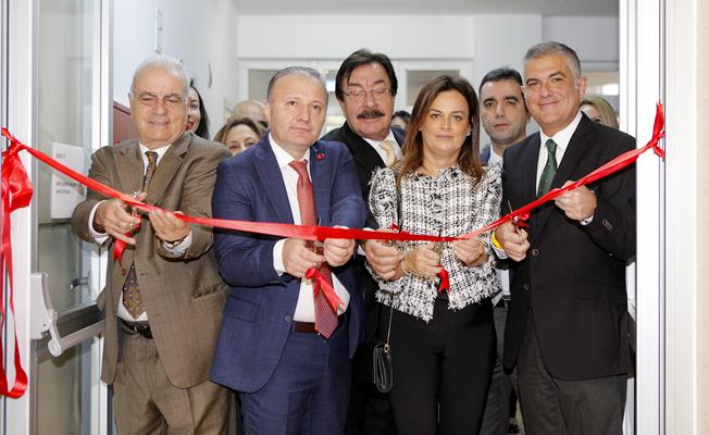 AÜ'de Histoloji ve Embriyoloji Araştırma Laboratuvarı açıldı