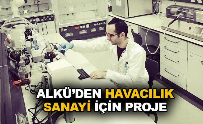 Alanya ALKÜ'den havacılık sanayi için proje