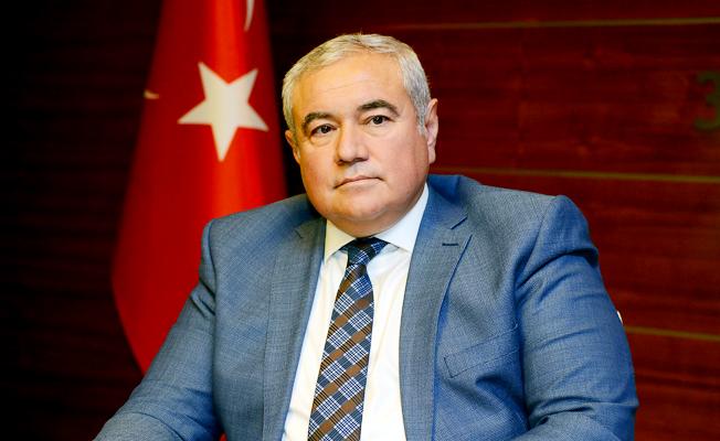 """ATSO Başkanı Çetin: """"Ekonomide temel üretim ve tedarikin kesilmemesi için çalışıyoruz"""""""