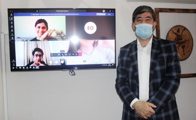 Envar Okulları 'Eno4 Online Eğitim Platformunu' paylaşıma açtı