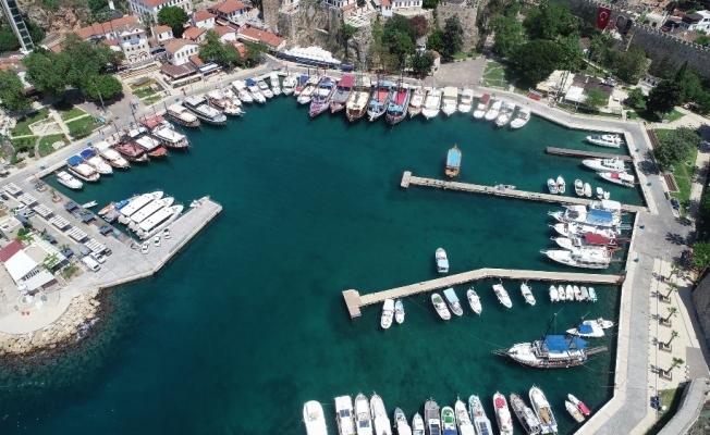 Salgın turistik gezi teknelerini de etkiledi