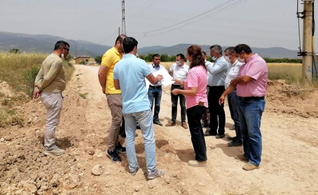 Büyükşehir 'Büyükköy İçme Suyu Projesi'nde düğmeye bastı