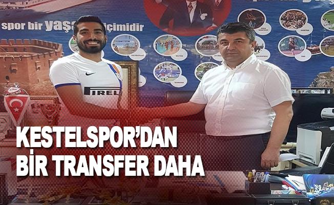 Kestelspor'dan bir transfer daha