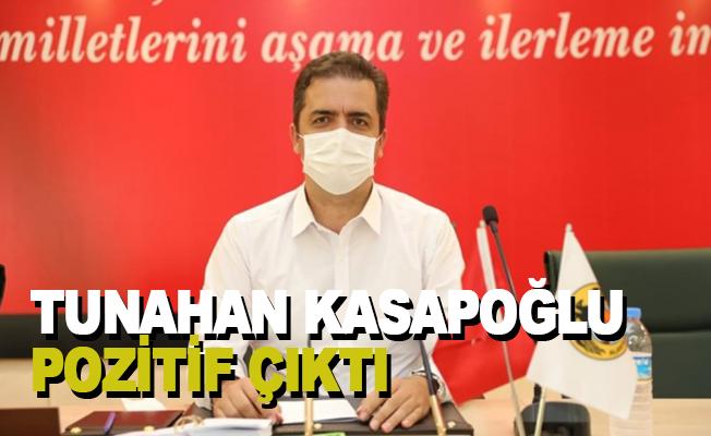 Tunahan Kasapoğlu'da pozitif çıktı
