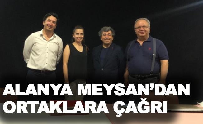 Alanya MEYSAN'dan ortaklara çağrı