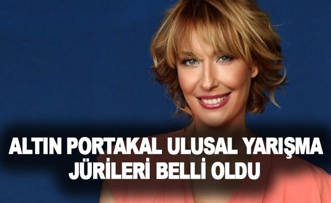 Altın Portakal ulusal yarışma jürileri belli oldu