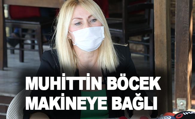 """AÜ Rektörü Özkan: """"Muhittin Böcek makineye bağlı"""""""