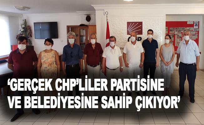 Karadağ: 'Gerçek CHP'liler partisine ve belediyesine sahip çıkıyor