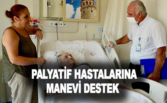 Palyatif hastalarına manevi destek
