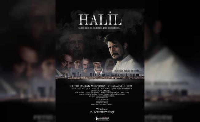 Halil Filminin galası 29 Ekim'de Alanya'da