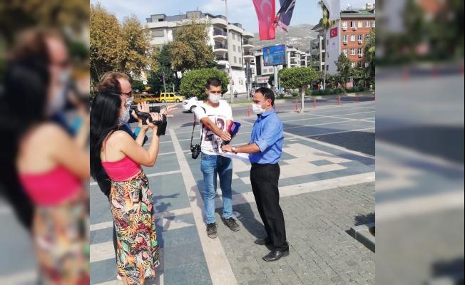HES projesi Alanya'da tepki toplamaya devam ediyor