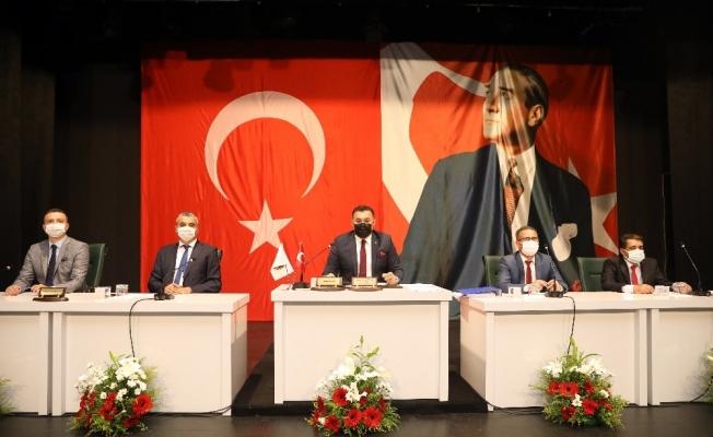 Alanya Belediyesi'nden İzmir için yardım kampanyası