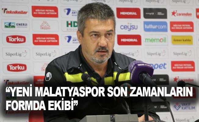 Semih Tokatlı Yeni Malatyaspor maçını değerlendirdi