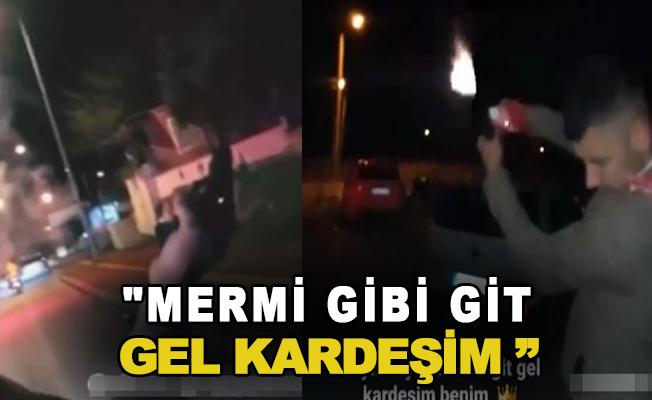 Antalya'da asker eğlencesinde silahlar susmadı