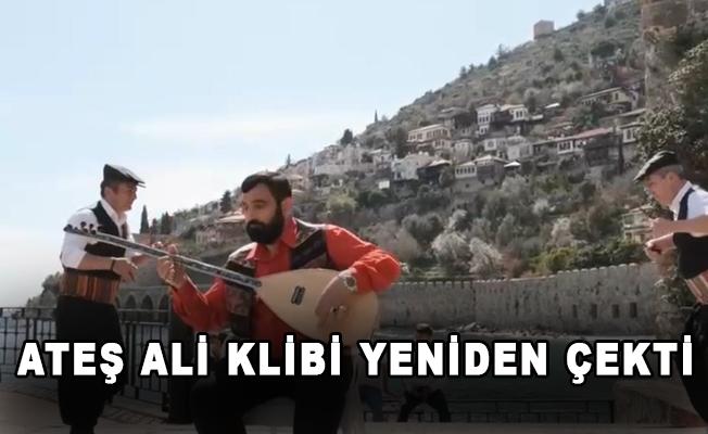 Ateş Ali Klibi Yeniden Çekti