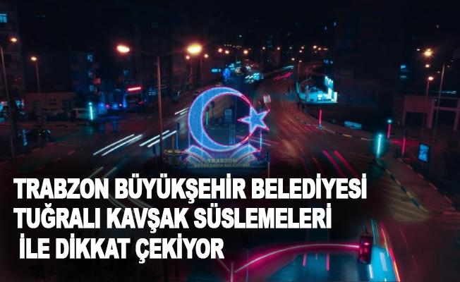 Türkiye'nin bir ucunda tuğralar kaldırılırken, diğer bir ucunda ise tuğralı ay yıldız caddeleri süslüyor
