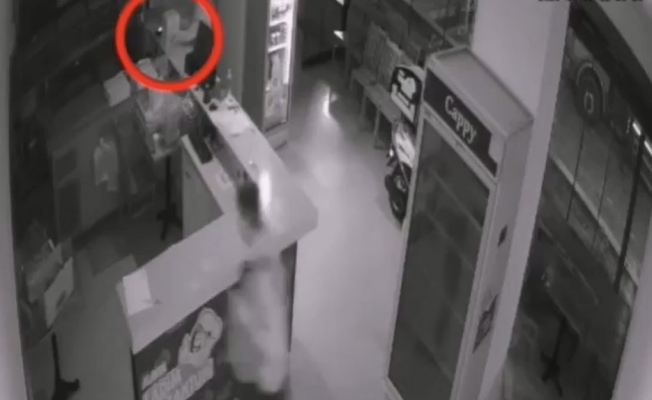 Alanya'da o hırsızlar yakalandı
