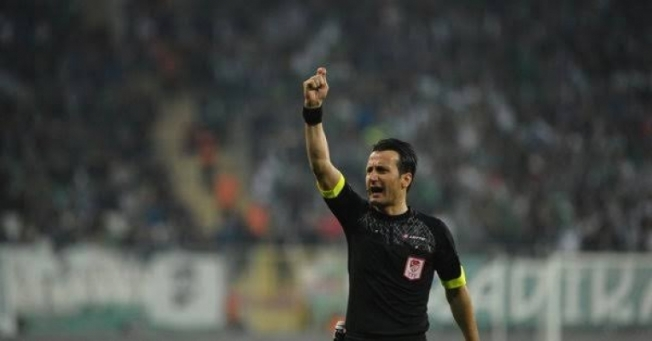 Alanyaspor - Gaziantep FK maçının hakemi belli oldu
