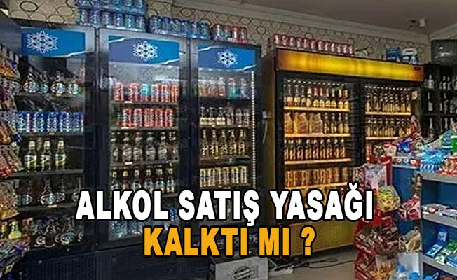 Alkol satış yasağı kalktı mı? Tekel Bayileri Platformu Başkanı Aybaş'tan çarpıcı iddia
