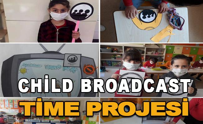 Child Broadcast Time Projesi