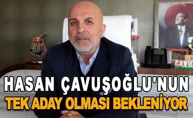 Hasan Çavuşoğlu'nun tek aday olması bekleniyor
