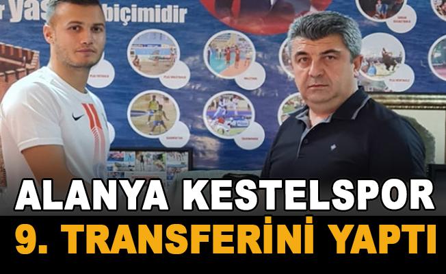 Kestelspor 9. transferini yaptı