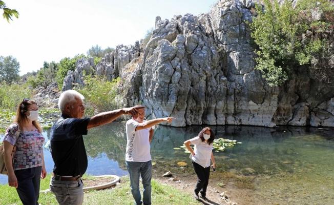 Antalya'nın içme suyu kaynaklarına yakın takip