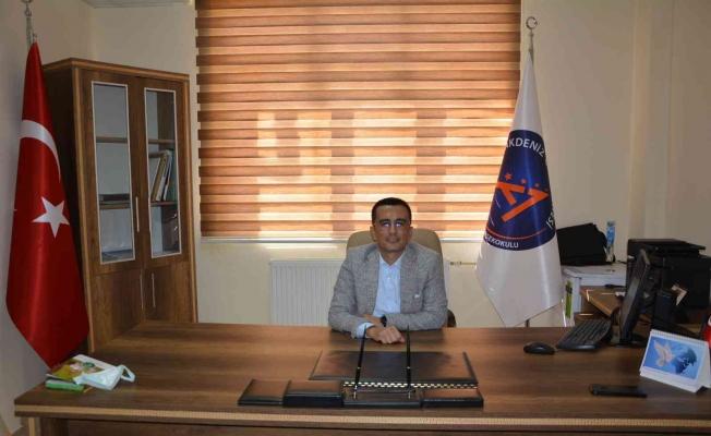 Korkuteli MYO'ya yeni müdür atandı