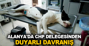 Alanyada CHP delegesinden duyarlı...
