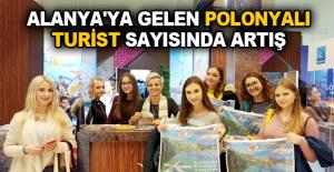 Polonyalı turist sayısında artış