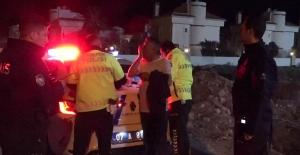 Alkollü sürücü polise zor anlar yaşattı