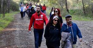 ASSİM platformları doğa yürüyüşünde