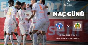 Kasımpaşa-Aytemiz Alanyaspor maçı bugün