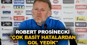 """Robert Prosinecki: """"Çok..."""