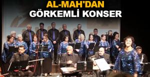 AL-MAH'dan görkemli konser