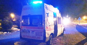 Antalya'da ambulans kazası