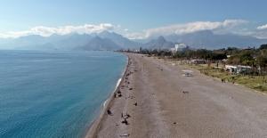 Antalya'da şubat...