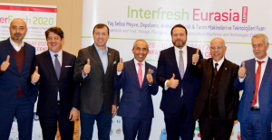 Avrupa'nın tanınmış zincir market ve toptancıları Antalya'da buluşacak