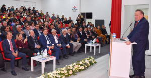 Bahçeşehir Koleji Kumluca Kampüsü tanıtıldı