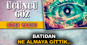BATIDAN NE ALMAYA GİTTİK...