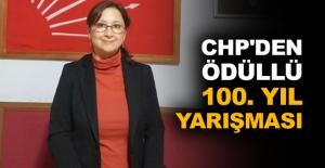 CHP'den ödüllü 100. yıl yarışması