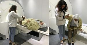 Finike Devlet Hastanesi'nde son teknoloji, 'sessiz MR'
